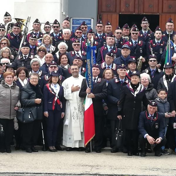 Foggia – L'Arma dei Carabinieri al Santuario dell'Incoronata