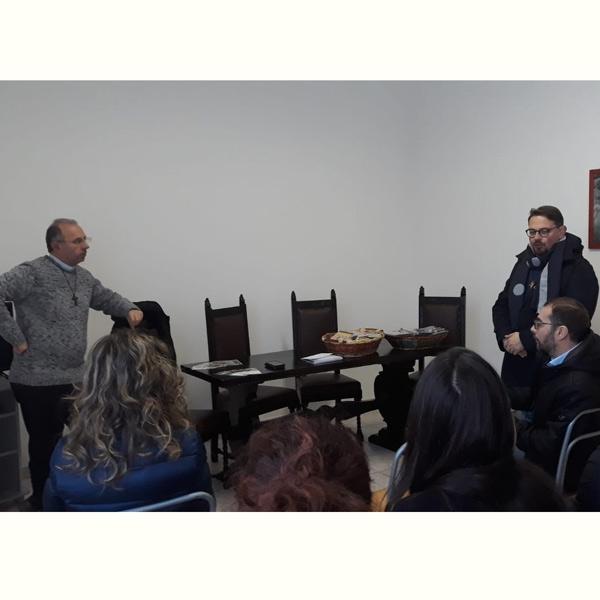Fano – Visita del consigliere Don Felice Bruno