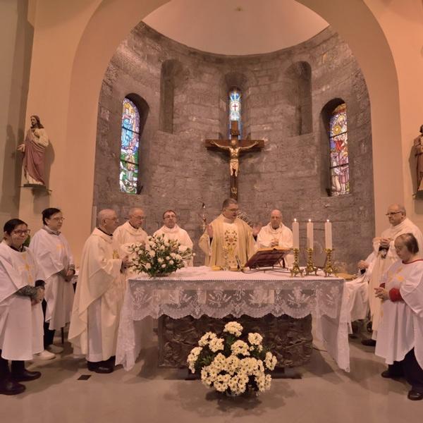 Genova – Chiusura del Giubileo per i 900 anni della consacrazione della chiesa del Paverano