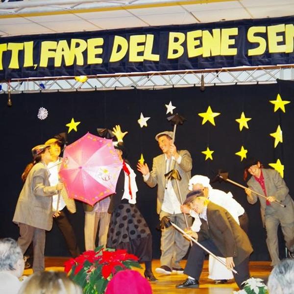 Sanremo – Mary Poppins a teatro