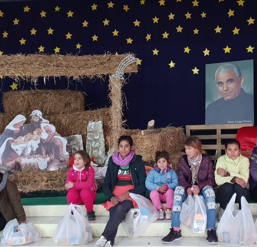 Elbasan – Un Natale che non ha scordato nessuno