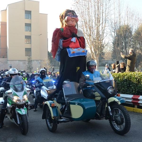 Milano – 52° Befana Motociclistica
