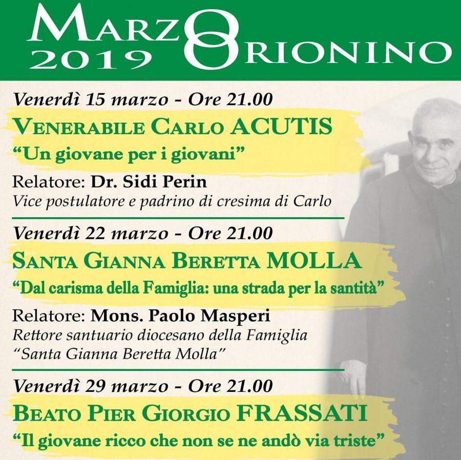 Tortona – il mese di marzo nel ricordo di Don Orione