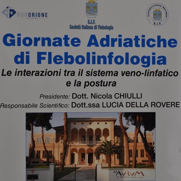Pescara – Giornate Adriatiche di Flebolinfologia