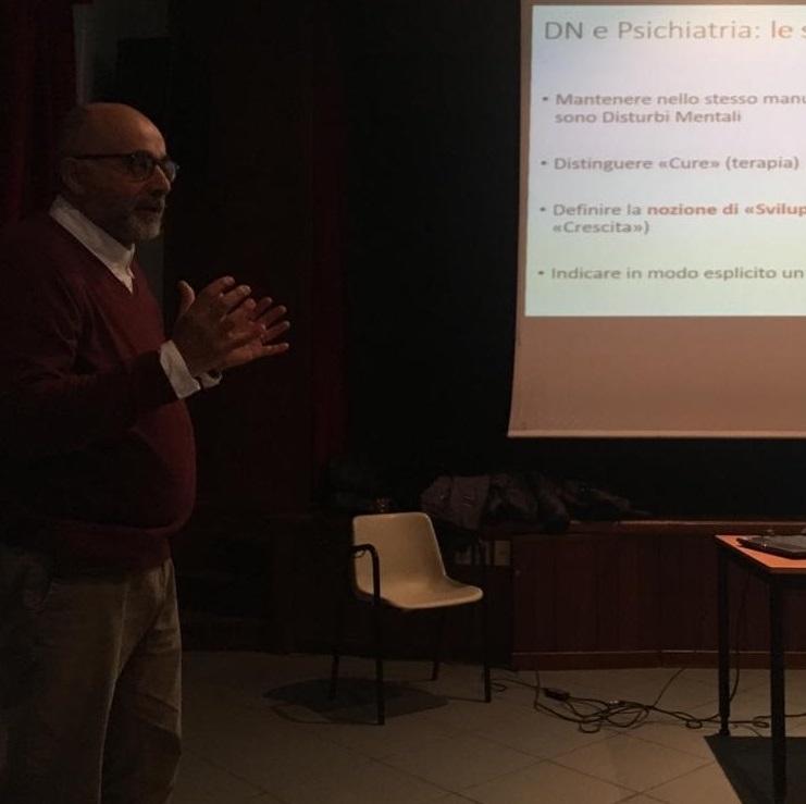 Genova – Formazione con Ciro Ruggerini: a che punto è il cammino per la Qualità di Vita?