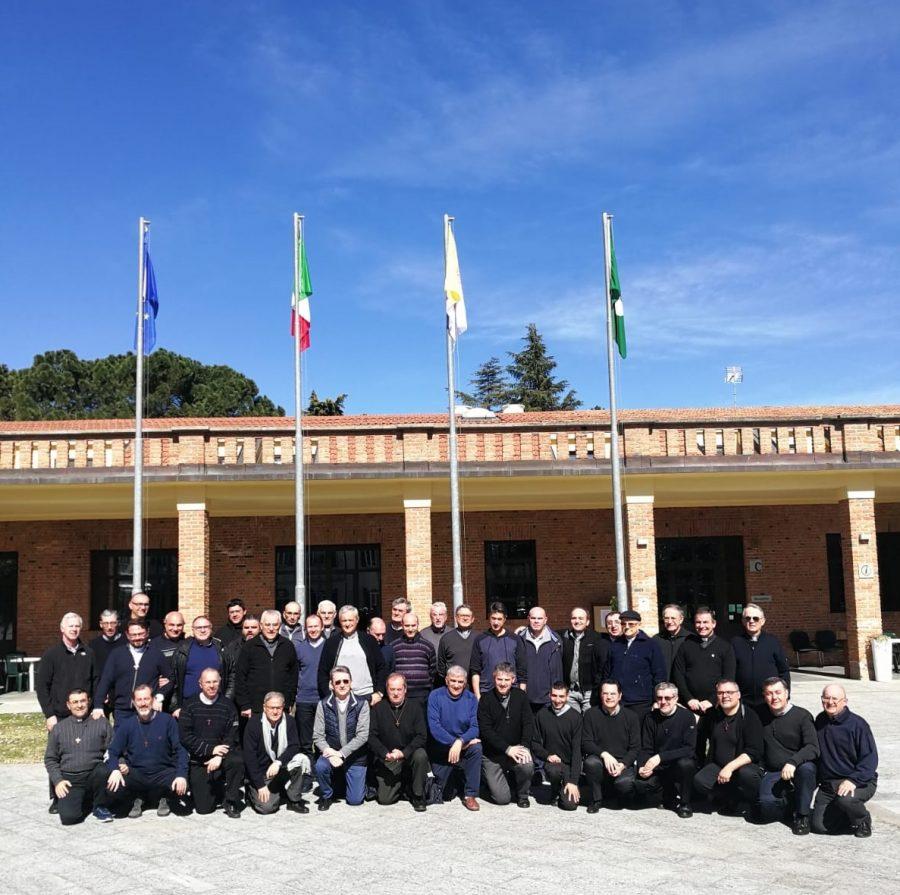 Montebello della Battaglia – I lavori dell'Assemblea alla fase finale