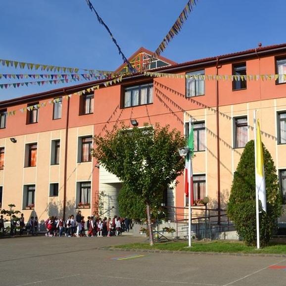 Oradea – a scuola con Don Orione