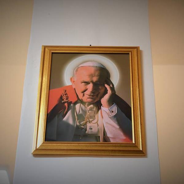 Roma – Intitolata sala a Giovanni Paolo II