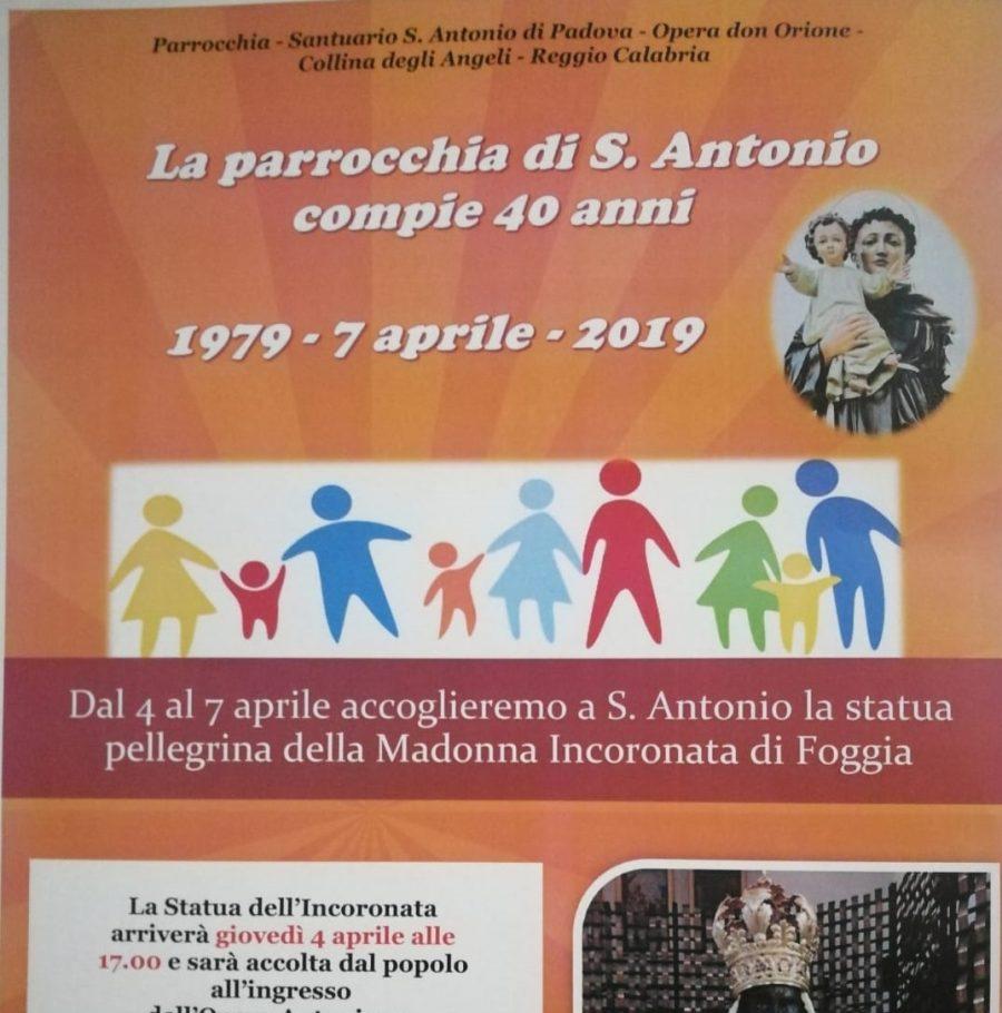 Reggio Calabria – 40 candeline