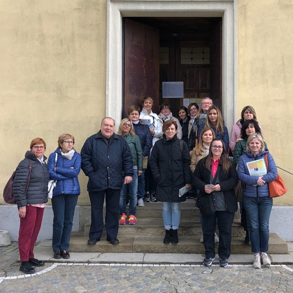 """Tortona – Terzo incontro formativo del Centro """"Mater Dei"""" al Santuario di Montespineto"""