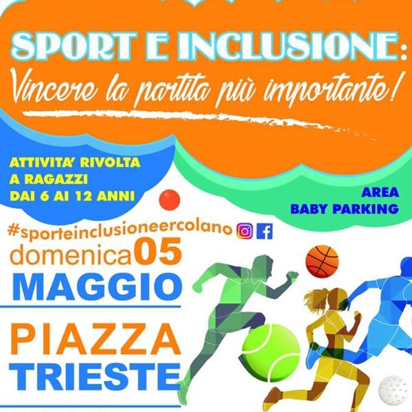 Ercolano – Sport e inclusione
