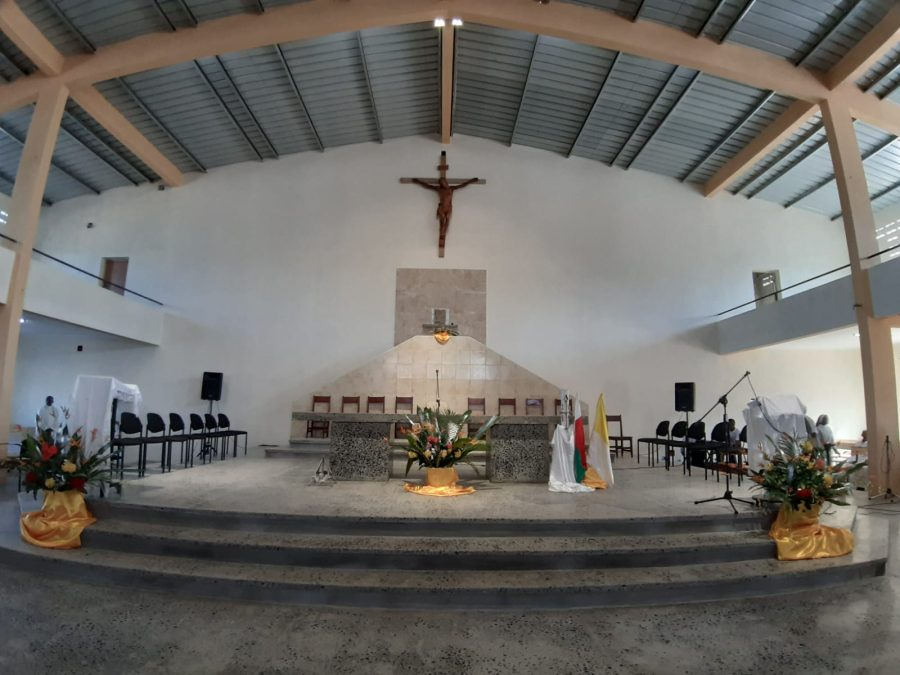 Madagascar – Inaugurata la chiesa Don Orione ad Ambanja