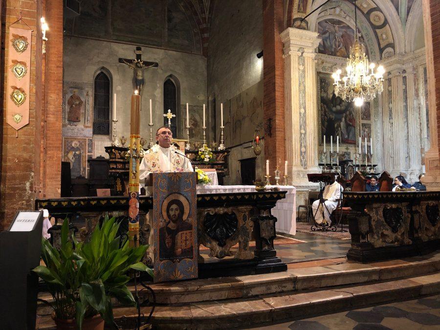 Pontecurone – Celebrata la festa di San Luigi Orione
