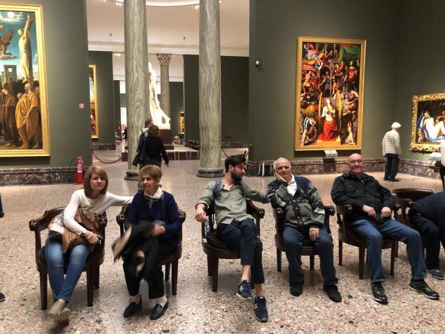 Seregno – Visita alla pinacoteca di Brera