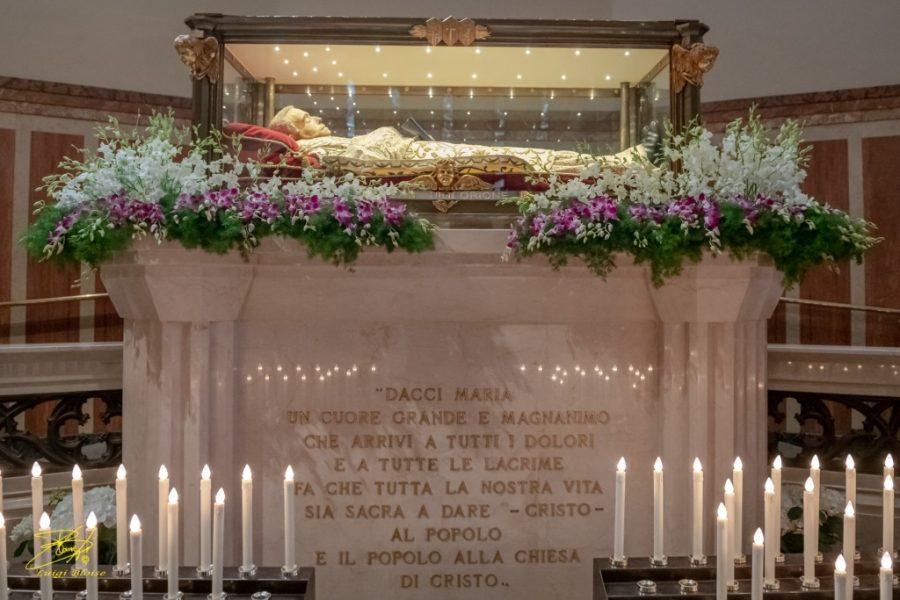 Tortona – La festa di san Luigi Orione, festa della carità