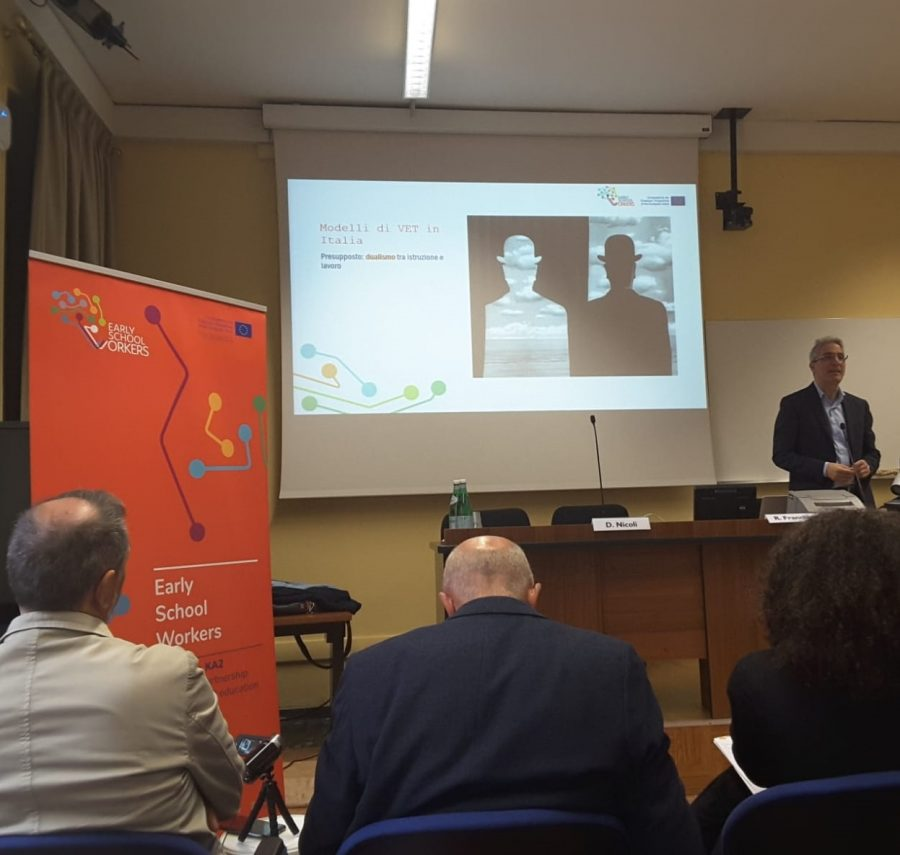 Brescia – Da ESL a ESW
