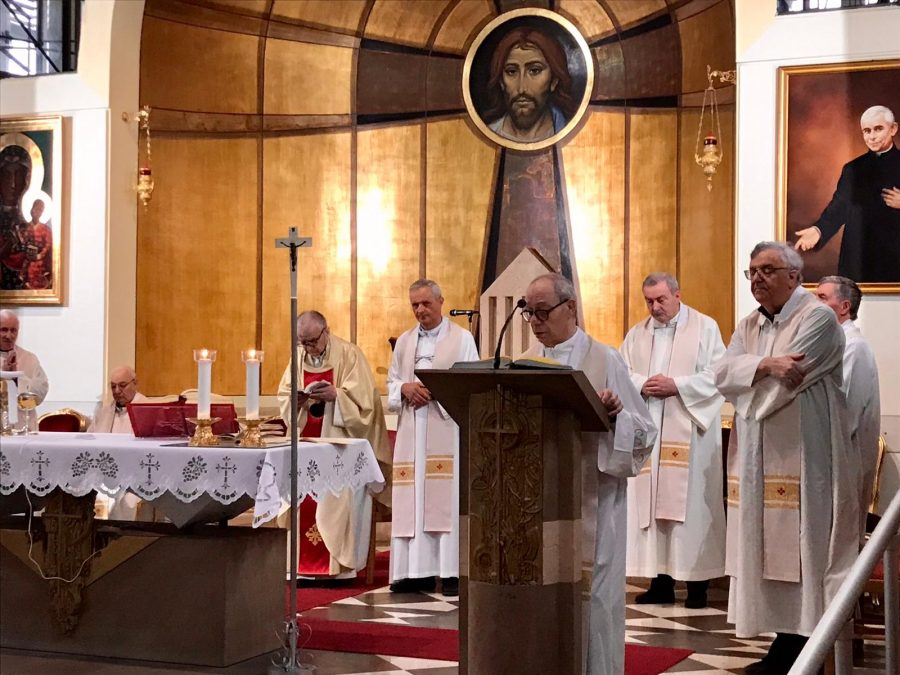 Bergamo – Anniversari ordinazioni