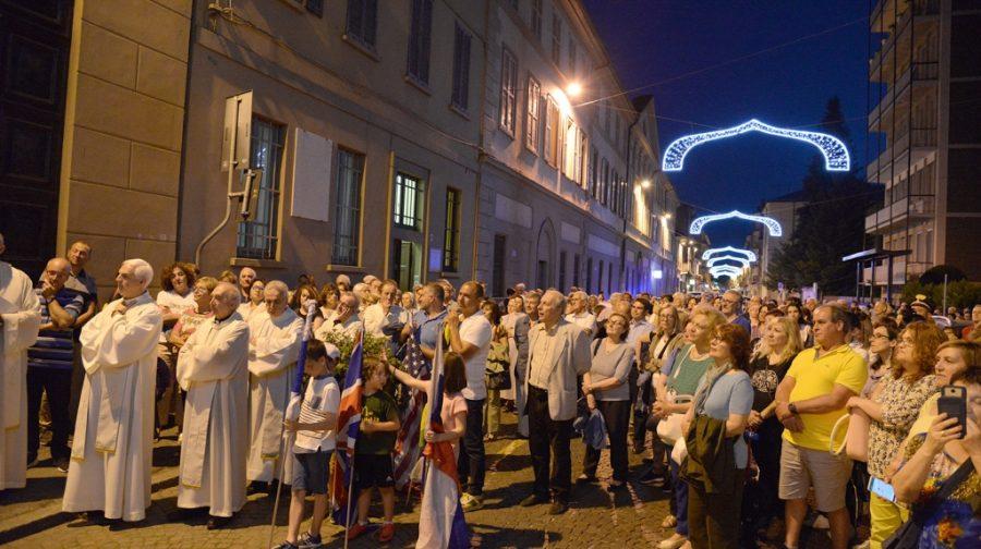 Voghera – Celebrato Sant'Antonio di Padova nella parrocchia orionina di San Pietro