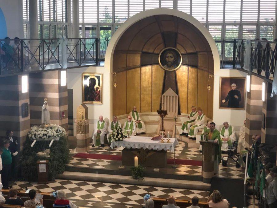 Bergamo – La Madonna di Fatima al Centro Don Orione
