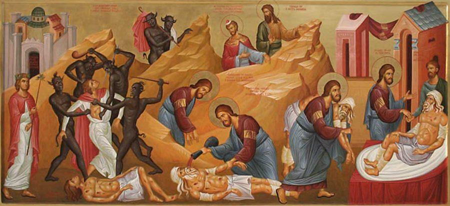 XV Domenica del Tempo Ordinario – Vide e ne ebbe compassione.