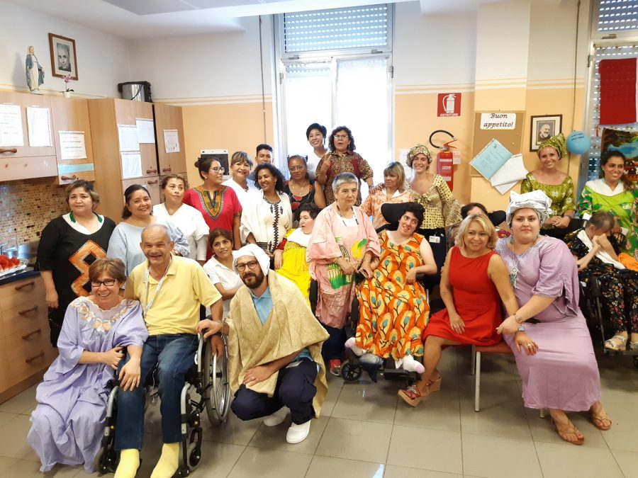 Milano – Festa multietnica