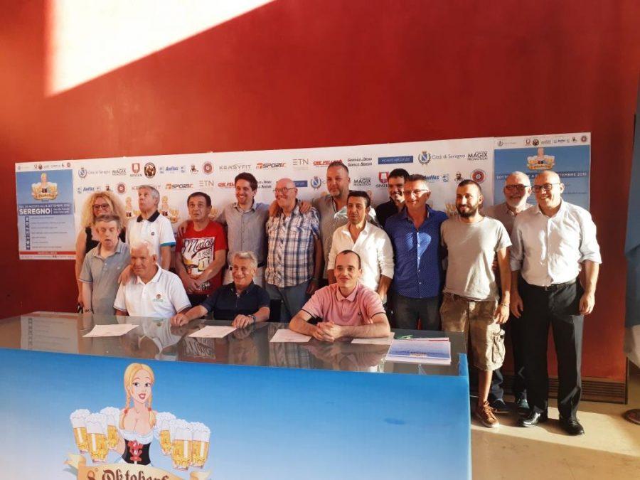 Seregno – Conferenza stampa Oktoberfest Brianza 2019