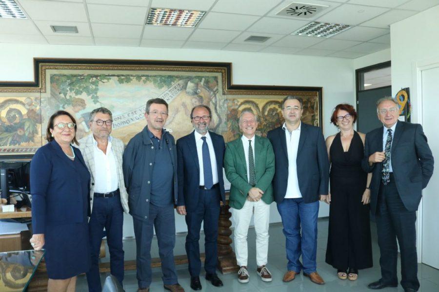 Pescara – Convenzione per l'attivazione di percorsi formativi ed educativi per disabili della comunicazione