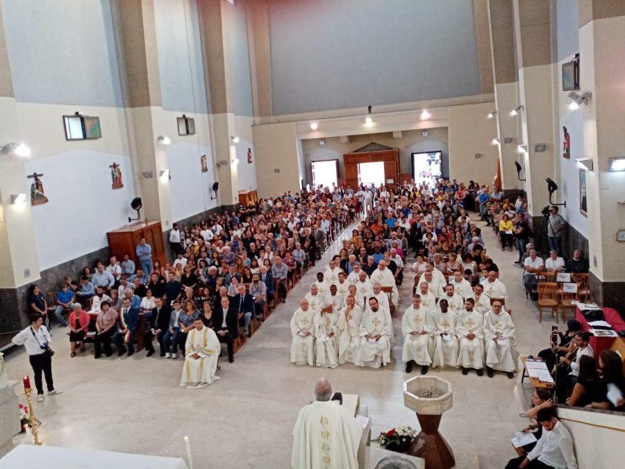 Messina – Ordinazione Don Roberto