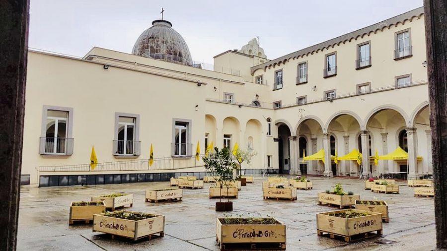 Napoli – Orto giardino ornamentale
