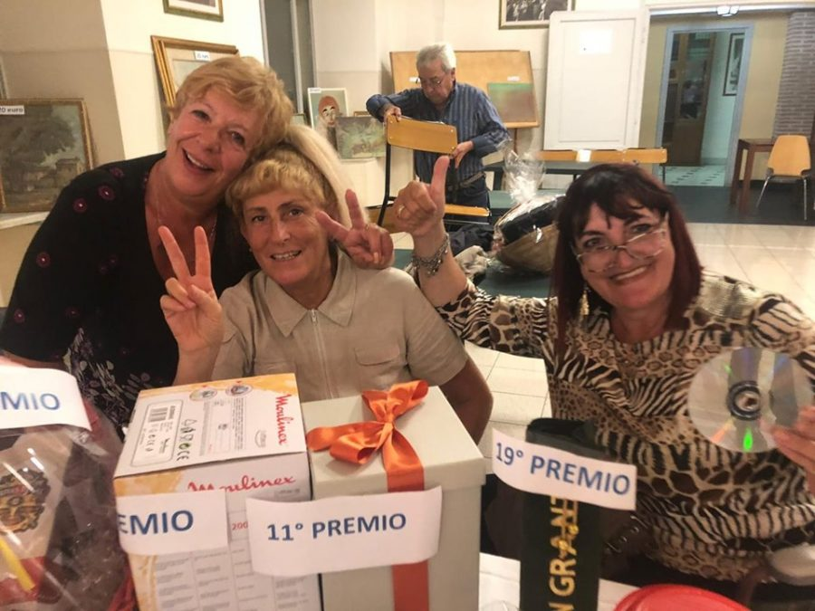 Sanremo – Apericena solidale