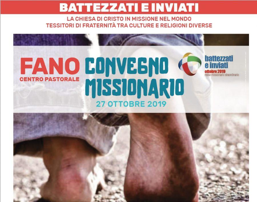 Fano – Convegno Missionario 2019