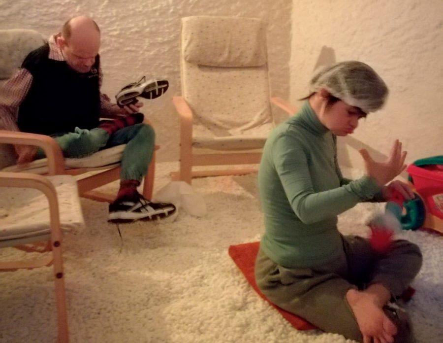 Seregno – Haloterapia