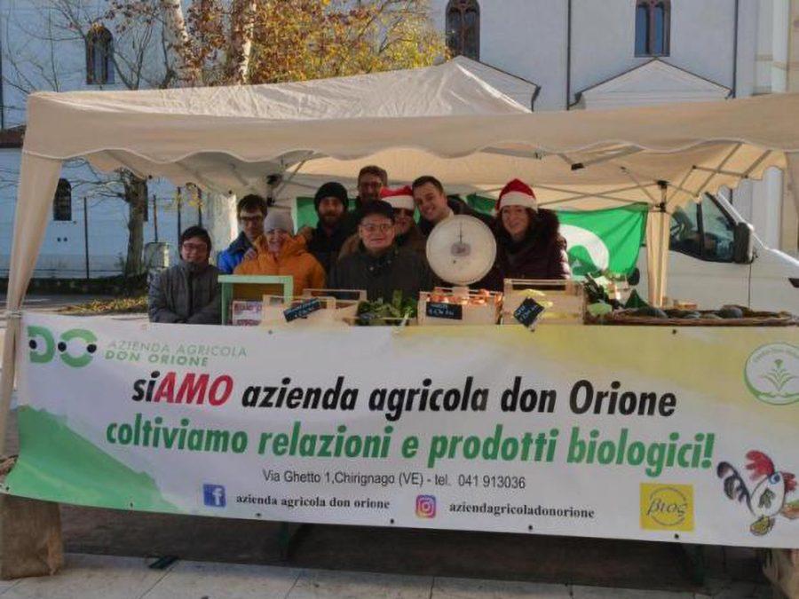 Chirignago – L'inclusione arriva al mercato