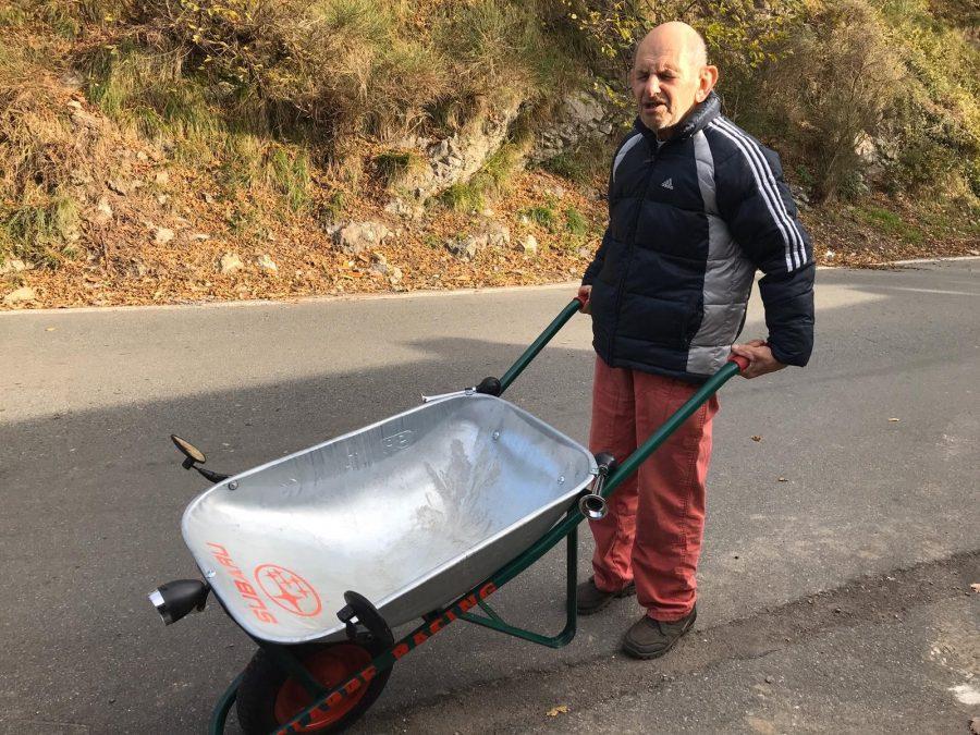 Genova – La carriola truccata, un piccolo intervento per un grande risultato!