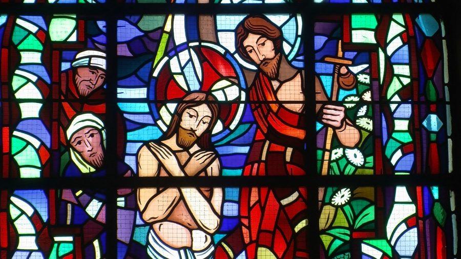 Battesimo di Gesù – Un messia che si confonde nella folla