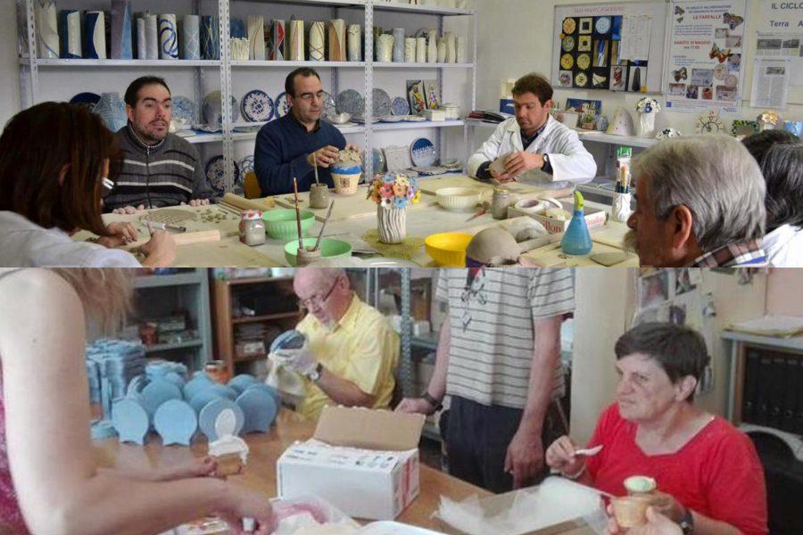 Santa Maria la Longa – Le interviste del laboratorio di ceramica