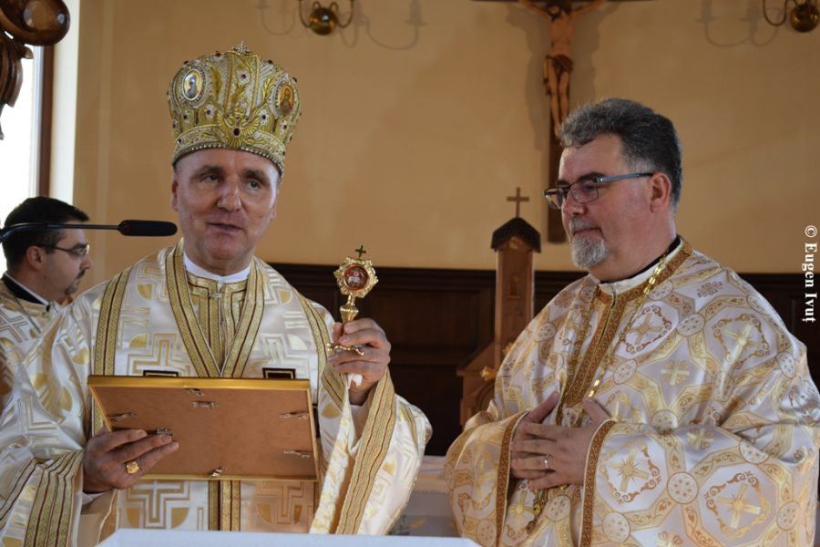 Romania – Saluto Don Florian e ingresso Don Ugo Bozzi ad Oradea