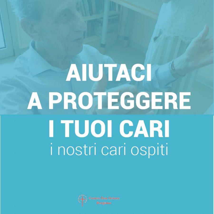 Bergamo – La solidarietà è più contagiosa del virus