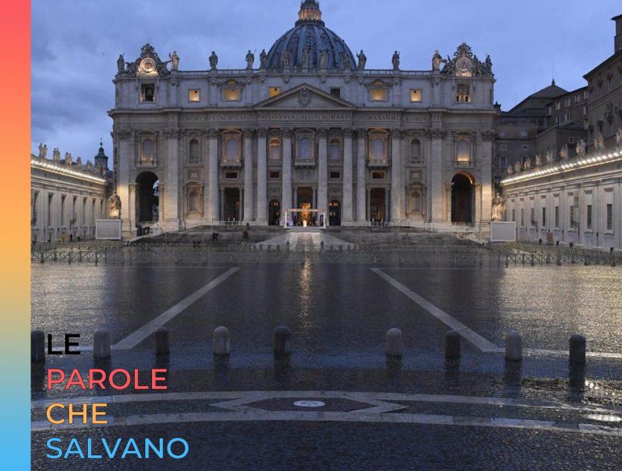 Papa Francesco – È il tempo di reimpostare la rotta della vita verso di Te, Signore, e verso gli altri.