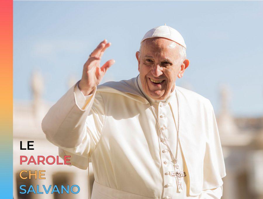 Papa Francesco –  Dire sì all'amore, senza se e senza ma. Come ha fatto Gesù per noi.