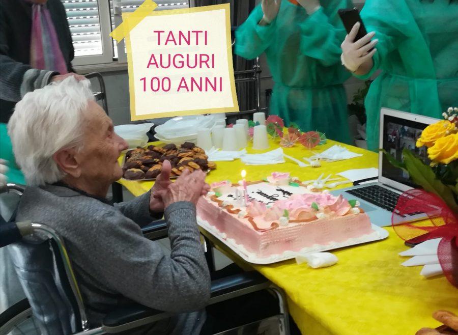Reggio Calabria –  Cento anni in famiglia