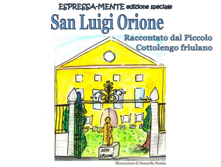Santa Maria La Longa – Don Orione a fumetti