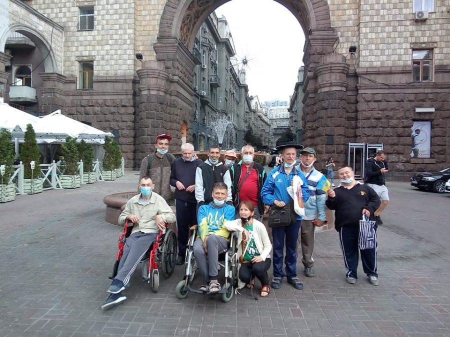 Kiev – Una visita degli amici di L'viv