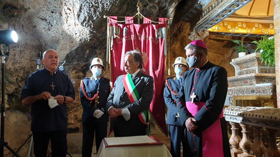 Palermo – Uniti a Santa Rosalia e a Palermo, per sempre