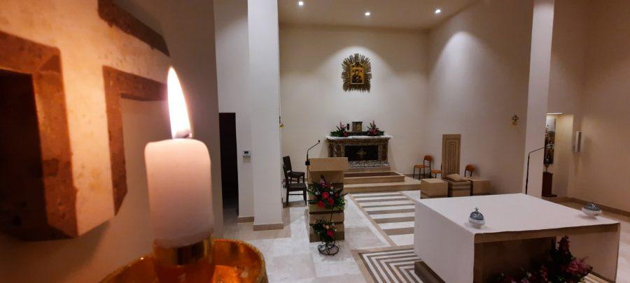 Roma – Inaugurazione della Chiesa Santa Maria del Perpetuo Soccorso