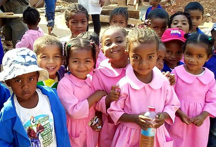 Madagascar – Aiutaci con un click!