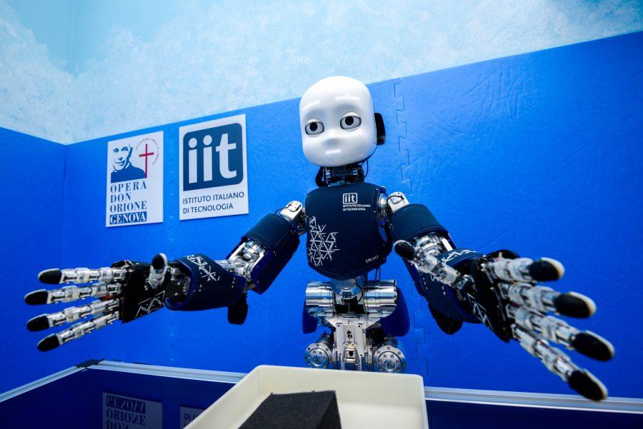 Genova – Dott. Robot: un umanoide in aiuto dei bambini autistici