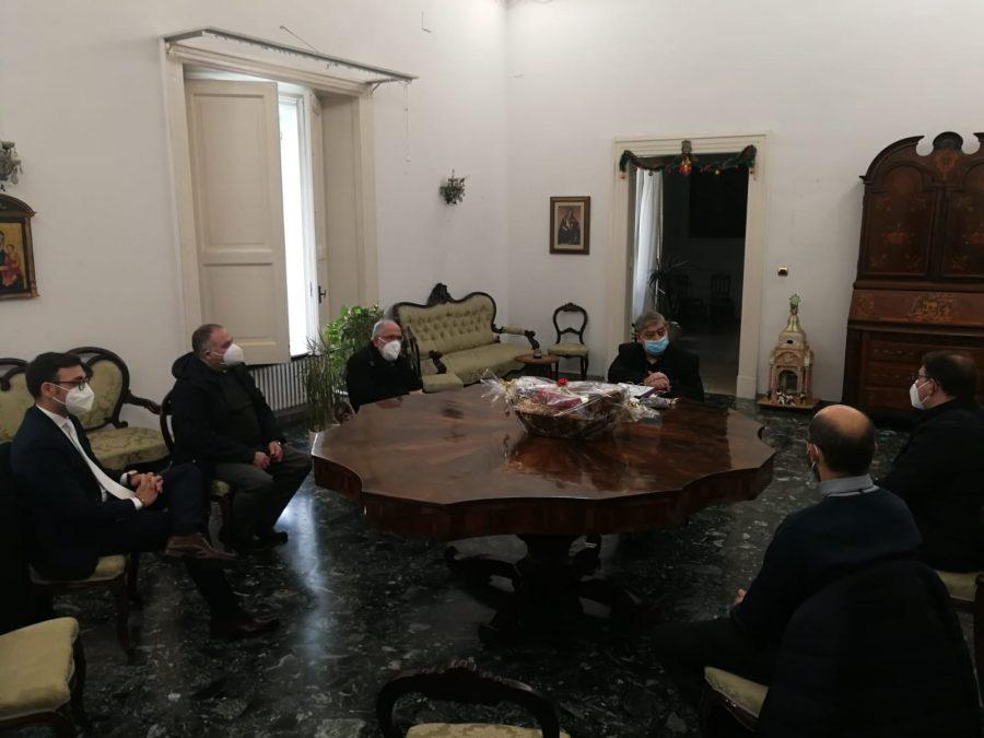 Napoli – Grazie, cardinale Sepe