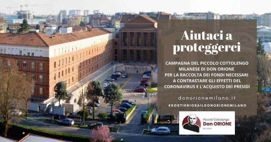 Milano – Notizie dal Piccolo Cottolengo