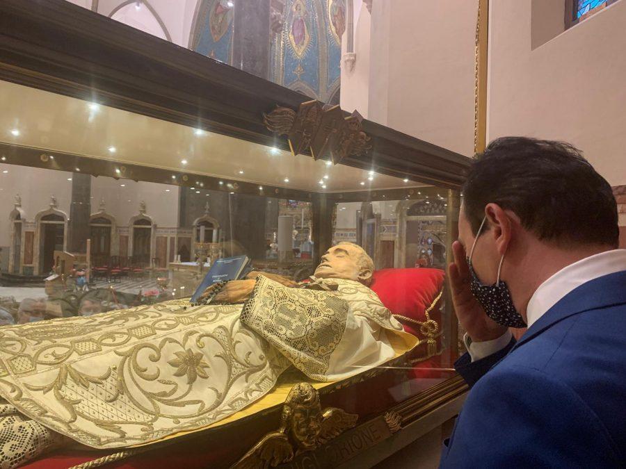 Tortona – Il Presidente del Piemonte in visita alle opere orionine